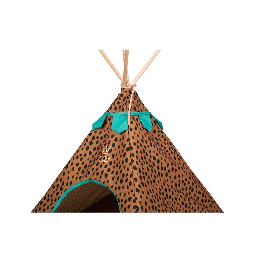Cabana Apache Sarja/Microfibra - Animal Print II