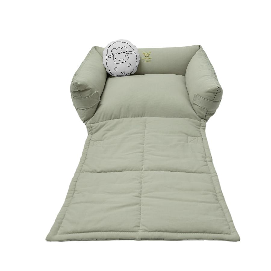 Cama Couch Grid Sarja/Linho - Sheep Grid