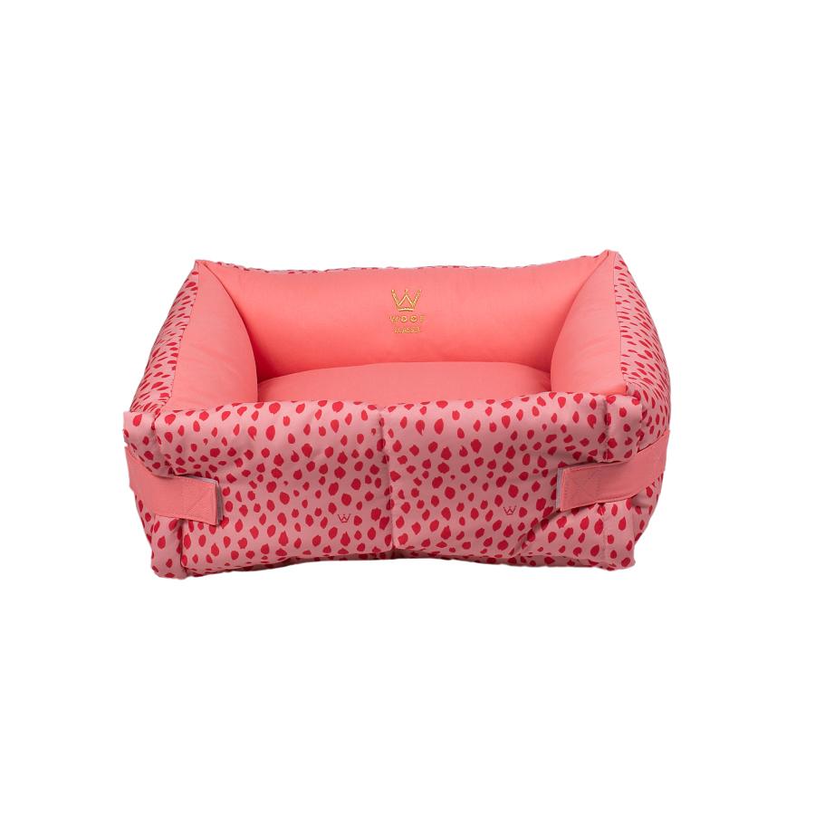 Cama Couch Sarja/Microfibra - Animal Print II