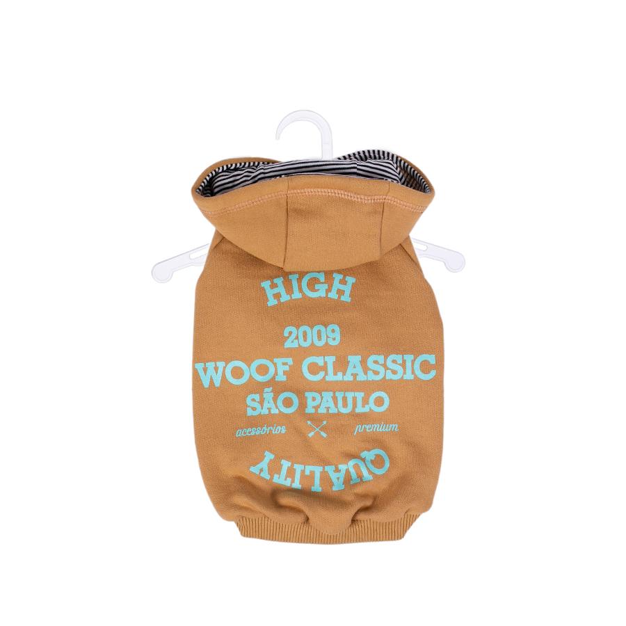 Casaco High Quality Moletom c/ Capuz