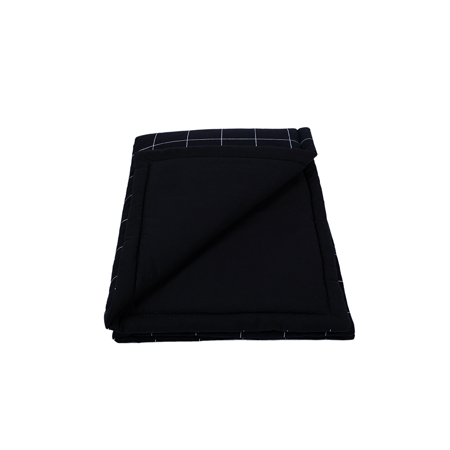 Edredom Grid Linho - Lazzy Grid