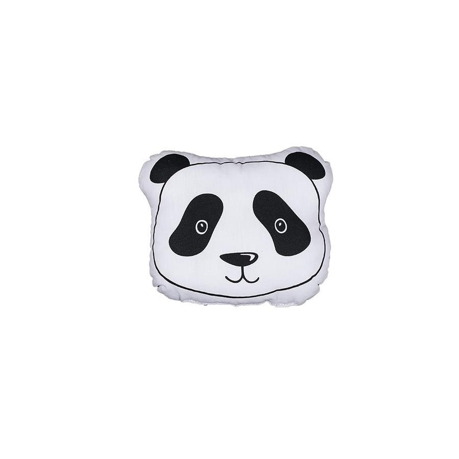 Mini Almofada Panda Tricoline